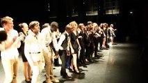 UPEC : Les coulisses du Festival Folies Douces 2013 : soirée théâtre