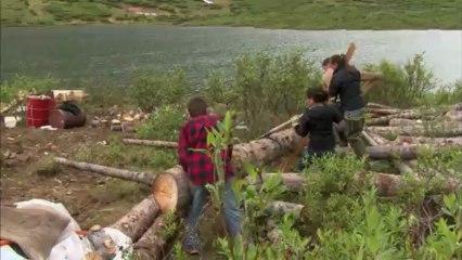 R5 Sons : Season 01 Episode 04 - Cabin Building Part 2