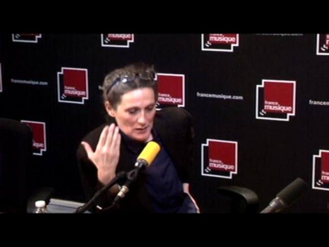 Fabienne Verdier - La matinale - 28-05-13