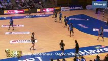 Nuit du Handball 2013 - Stéphanie Daudé élue meilleure défenseur
