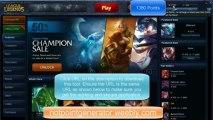 Riot Points Generator | League of Legends Hack