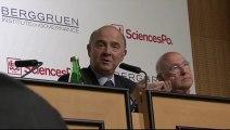 Pierre Moscovici au forum sur l'Europe