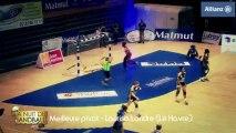 Nuit du Handball 2013 - Laurisa Landre élue meilleure pivot