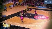 Nuit du Handball 2013 - Manon Houette élue meilleure espoir