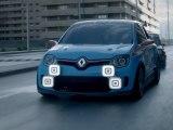 Renault présente le concept sportif Twin'Run
