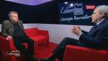 JEAN-MARIE COLOMBANI INVITE, Invités : Christope Bourseiller et Camille Peugny