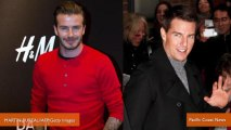 Tom Cruise Reportedly Wants to Help David Beckham Become Action Star