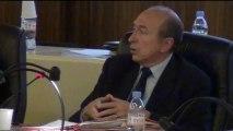 Gérard Collomb sur le développement de la Métropole Lyonnaise