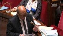 Intervention Yves Foulon - Assemblée Nationale 2013.05.29 Livre Blanc sur la Défense