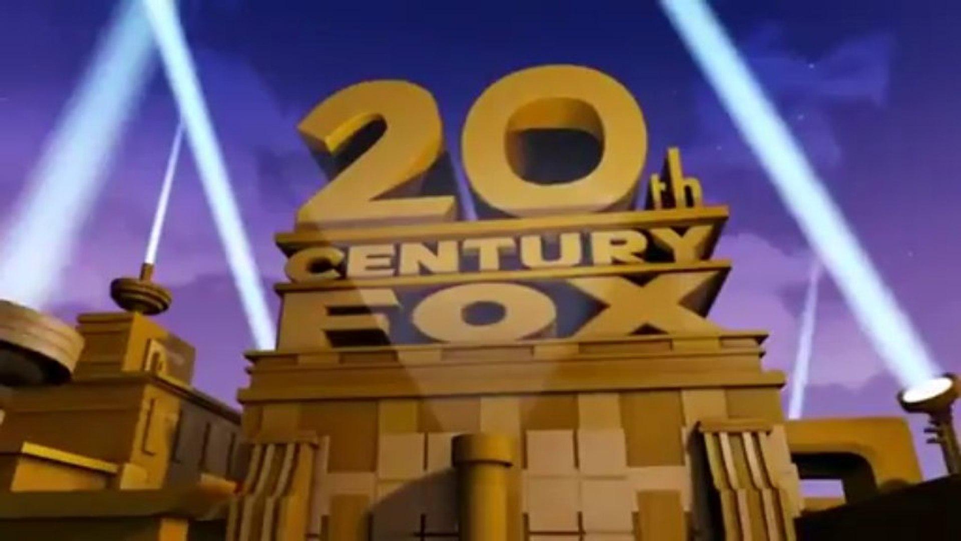 20th Century Fox Intro Cinema 4D UPDATE 32 (Silent)