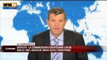 Chronique éco de Nicolas Doze: deux ans de délai à la France pour réduire son déficit - 29/05