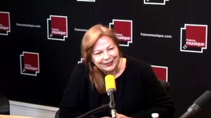 Lydie Salvayre- la Matinale - 29-05-2013