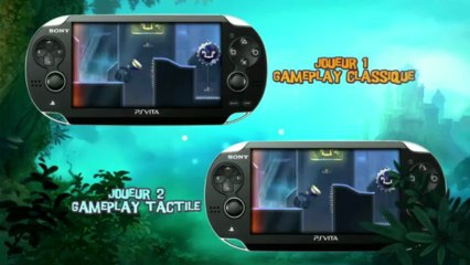 Trailer annonce PS Vita de Rayman Legends