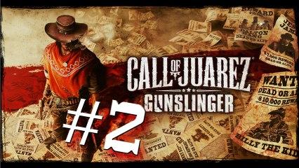 Call Of Juarez Gunslinger #2 - Episode I : Mémoire 2