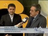 Presidente de Globovisión y embajador de Irán se reúnen para tratar temas de cooperación