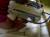 KRYSTAL PURE REVERSE OSMOSIS SYSTEM FILTER CHANGE 5 OF 7