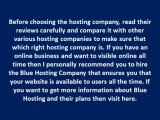 Host your website by choosing an Effective Web Hosting Company