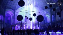 We love Dynamo – L'installation du Grand Mobile de Xavier Veilhan