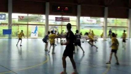 Finales de la coupe de Haute-Loire de handball 2013