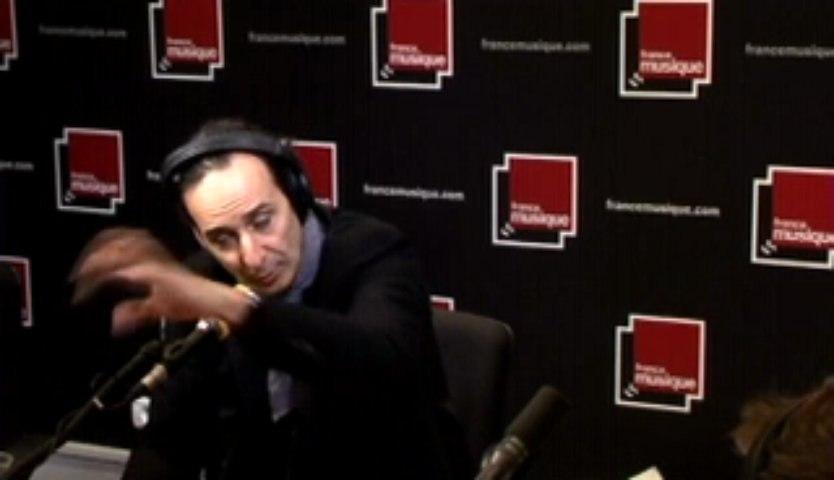 Alexandre Desplat - la Matinale - 30-05-2013