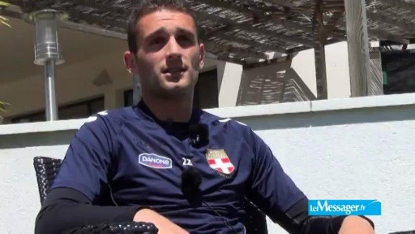 """Coupe de France : """"Les gens nous disent qu'il faut gagner la coupe"""", raconte Cédric Cambon"""