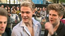Lawson talk war of the boybands