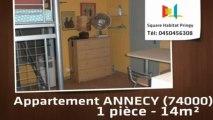 A louer - Appartement - ANNECY (74000) - 1 pièce - 14m²