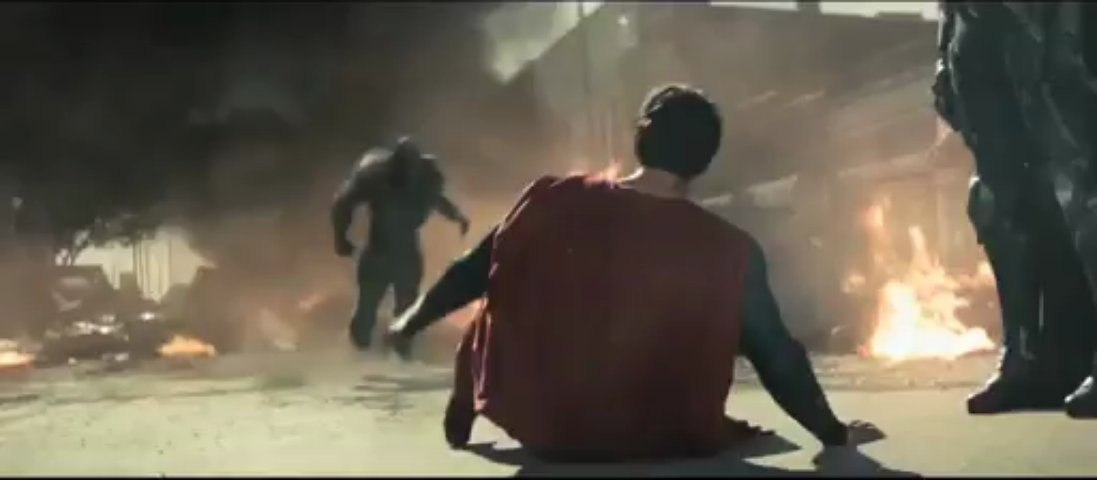 Man of Steel Trailer FanMade