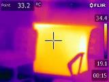 thermographie recherche de fuite d'eau société ADN