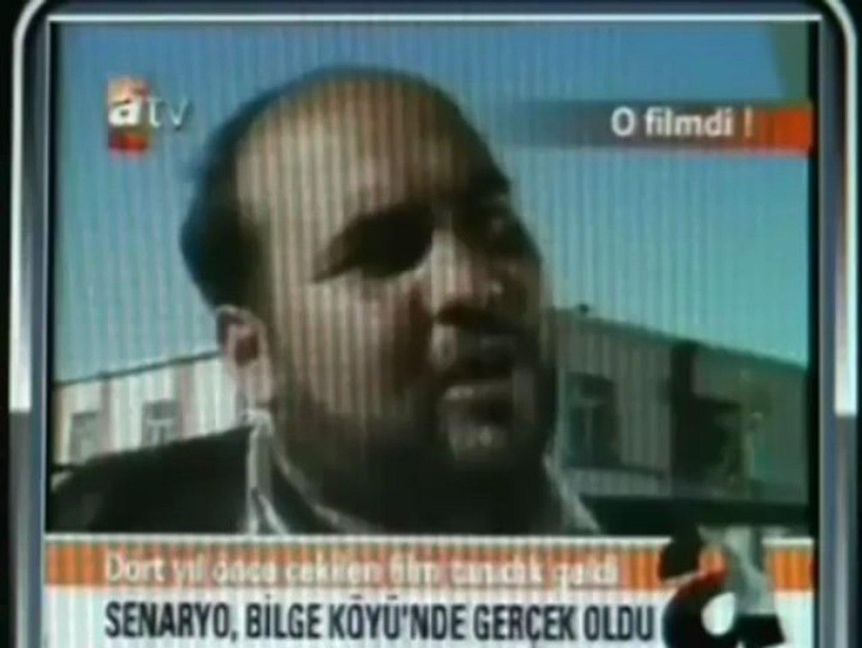 ATV Haber KATLİAM KISA FİLM HABER OLDU Yönetmen Mehmet Yaşa ATV ANA HABERDE