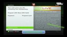 xbox live gratuit - comment obtenir gratuitement xbox live - xbox générateur de code en direct June - July 2013 Update