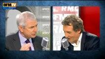 """Bartolone: """"Ce qu'a dit Michel Sapin envers la Seine Saint-Denis est injuste"""" - 31/05"""