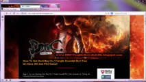 Devil May Cry 5 Vergil's Downfall DLC Redeem Codes Free Giveaway- Xbox 360 / PS3
