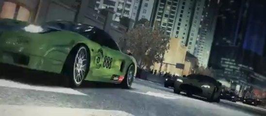 Launch Trailer de Race Driver : GRID 2