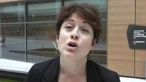 Annabel André Laurent, Conseillère régionale Rhône-Alpes Union de la Droite et du Centre: on ne peut se passer de nucléaire