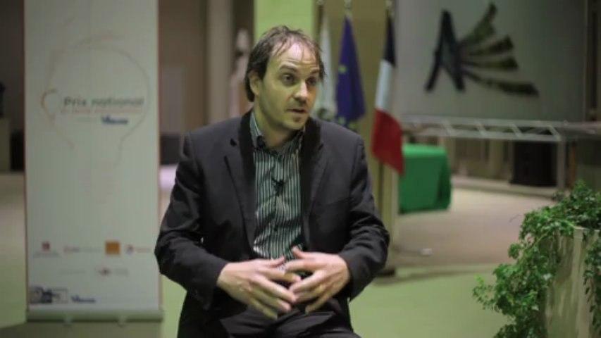Prix national du jeune entrepreneur - Romain RAVAUD - WHYLOT