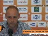 30 05 2013 - L'effectif du CF avec S.Moreau
