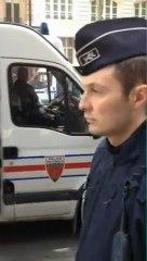 une arrestation arbitraire bloquée par Maître Triomphe