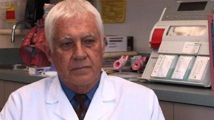 "What is ""cardiac catheterization""?: Pulmonary Edema"