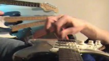 Tribute to Jimi Hendrix - Foxy Lady Cover - Anthony Deschamps