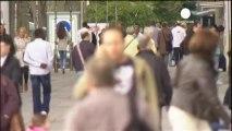 Moins d'Allemands et moins d'étrangers en Allemagne