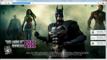 Injustice Gods Among Us Free Download [XBOX and PS3]