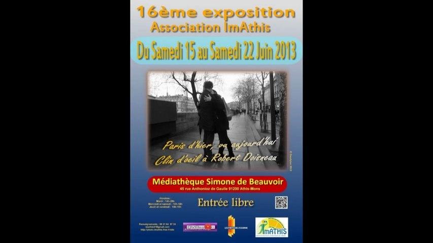 Live Vernissage Exposition photo Imathis 15 juin 16h30
