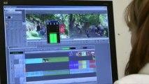 reportage A.I.P.(Atelier d'Image Plus) Vosges TV