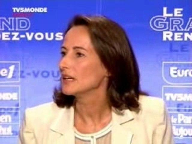 Segolene-Tv5 Monde