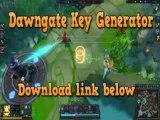 Dawngate œ Générateur de clé Télécharger gratuitement