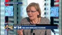 """philippe ballard reçoit Marie Georges Buffet sur LCI dans """"à l'épreuve des faits"""""""