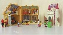 """3 animations : """"dupont&dupont"""" _ """"meurtre chez les playmobil"""" _ """"les mots dansent"""""""