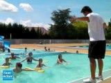 Inauguration de la piscine de Sainte-Savine