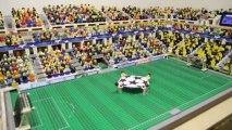 Champions League 2013 Final Lego - Bayern Munich & Borussia Dortmund